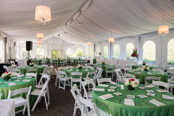 When To Go Round Or Rectangle With Table Rental