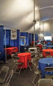 Tent Rental - Business Function