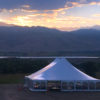 50' x 70' Pole Tent