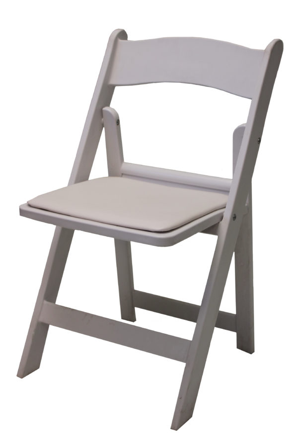 padded folding resin chairs party time rental denver colorado