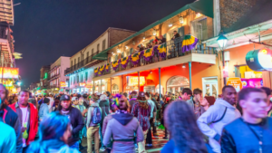 Mardi Gras Is Almost Here! Host A Party