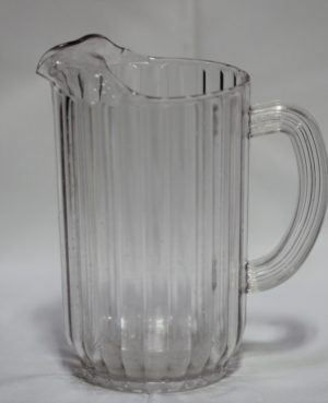 Plastic Water Pitcher