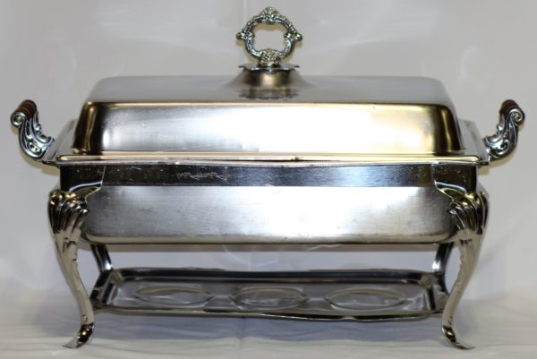 Rectangular Deluxe Chafer