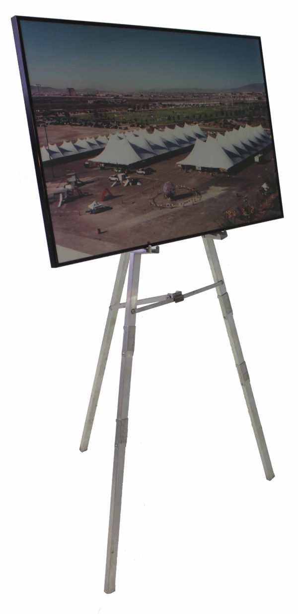 Easel Photo