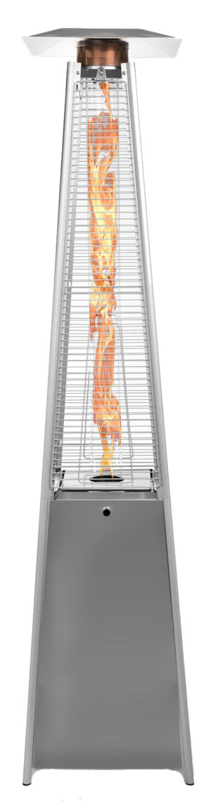 Glass Tube Heater