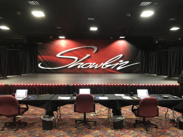 Showbiz Talent Stage