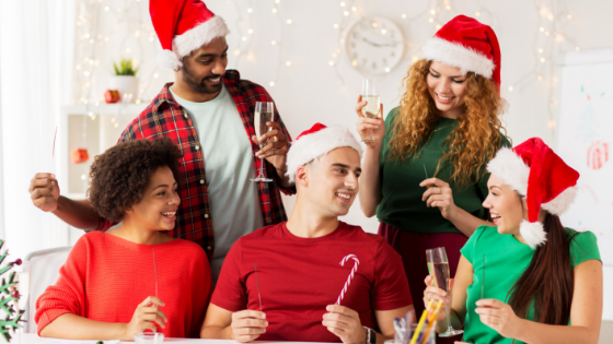 3 Ways To Make Office Holiday Party Less Boring