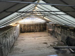 40 x 60 Pool Tent