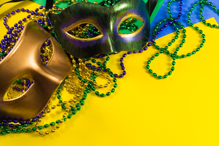 Mardi Gras Is Just Around The Corner