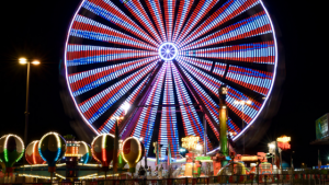 Plan an incredible county fair
